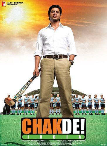فیلم سینمایی هند به پیش بهترین فیلم ورزشی هندی از شاهرخ خان