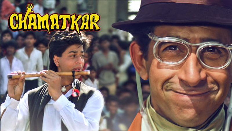 فیلم سینمایی معجزه یک فیلم کمدی هندی خوب از شاهرخ خان