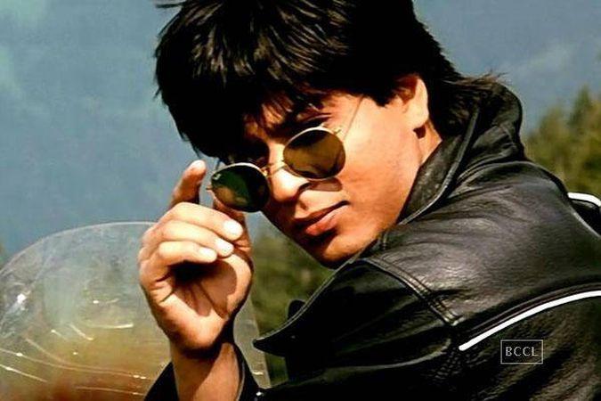 فیلم سینمایی داماد عاشق عروس را می برد یکی از بهترین فیلم های شاهرخ خان