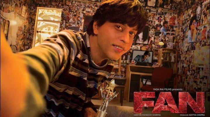 فیلم سینمایی طرفدار فیلم اکشن خوب از شاهرخ خان