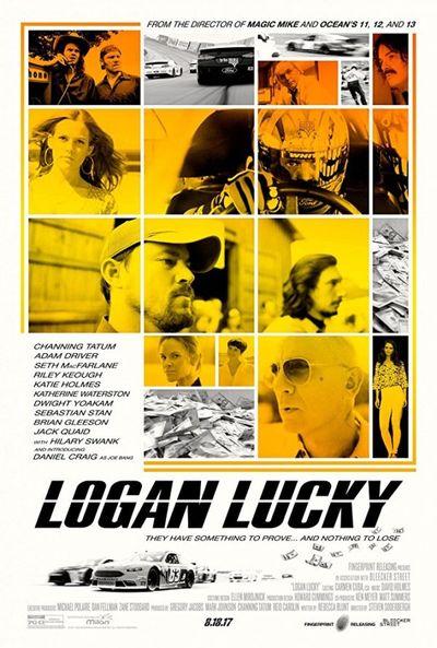 معرفی فیلم سینمایی Logan Lucky
