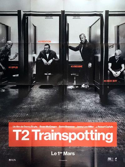 فیلم سینمایی T2 Trainspotting محصول سال 2017