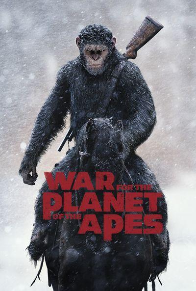 معرفی فیلم سینمایی War for the Planet of the Apes