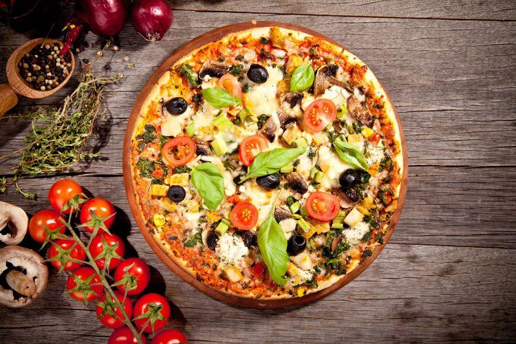 لیست بهترین پیتزا فروشی های مشهد