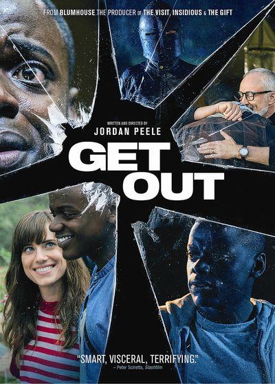 فیلم سینمایی Get Out بهترین فیلم خارجی 2017