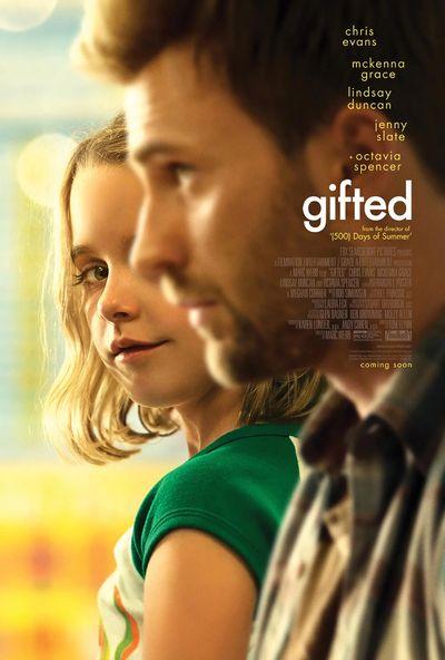 فیلم سینمایی Gifted بهترین فیلم درام 2017