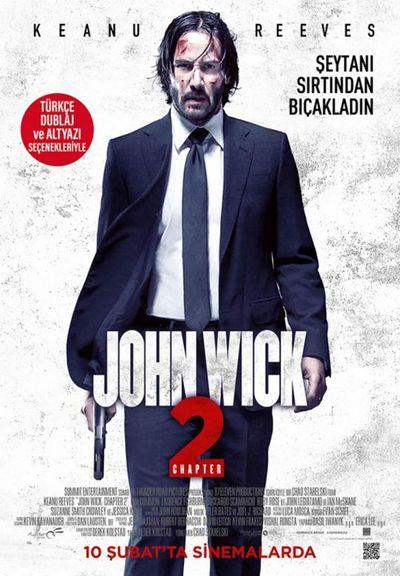 فیلم سینمایی John Wick: Chapter 2 بهترین فیلم جنایی 2017