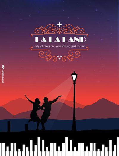 فیلم سینمایی La La Land یکی از زیباترین فیلم های 2017