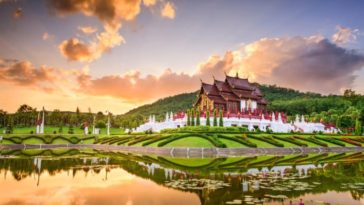 با مناطق دیدنی تایلند آشنا شو