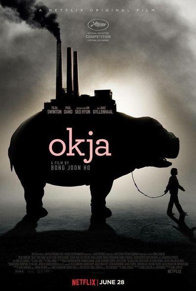 فیلم Okja بهترین فیلم ماجرایی 2017
