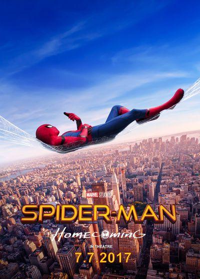 معرفی فیلم سینمایی Spider-Man: Homecoming