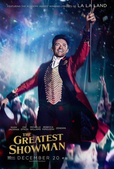 فیلم سینمایی The Greatest Showman یکی از بهترین فیلم های خارجی 2017