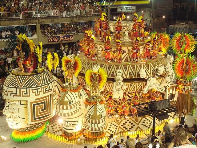 ولنتاین در برزیل
