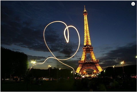 جالب ترین سنت های روز ولنتاین در پاریس