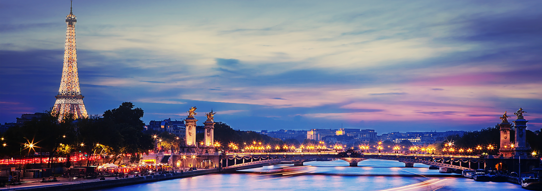 شهر پاریس در فرانسه، شهر رمانتیک دنیا