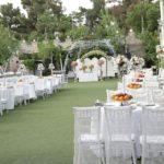 باغ تالار همتی بهترین باغ عروسی تهران