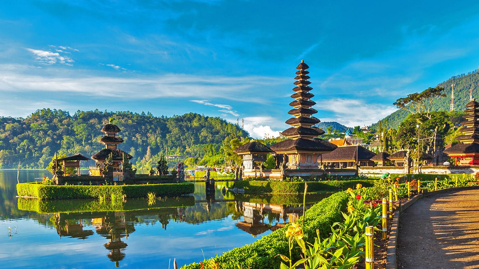 شهر پر جاذبه و دیدنی بالی در اندونزی