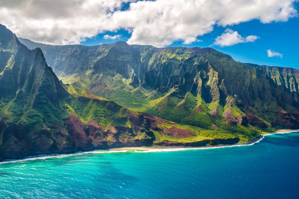 هاوایی شهر جذاب و رمانتیک در دنیا