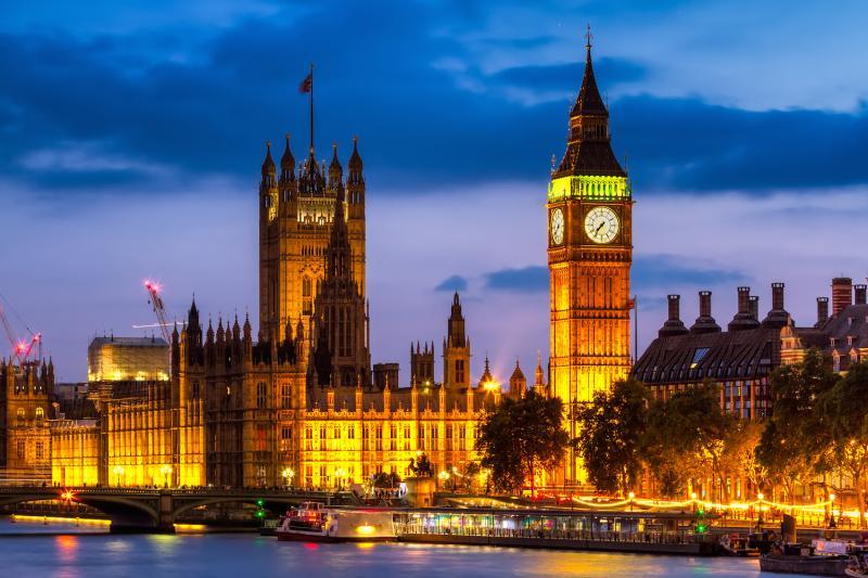 لندن حیرت انگیز ترین شهر دنیا در انگلستان
