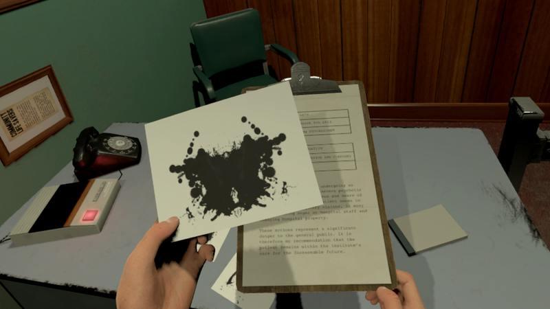 بازی های واقعیت مجازی ترسناک