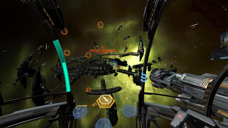 بازی مخصوص Gear VR