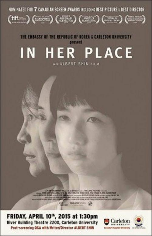 دانلود فیلم کره ای In Her Place