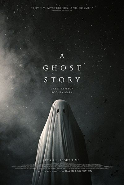 فیلم رمانتیک A Ghost Story