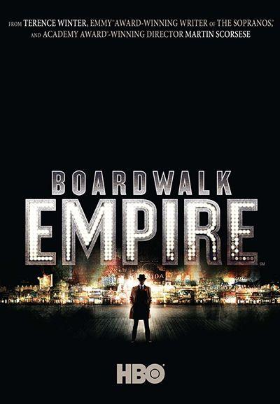 معرفی سریال Boardwalk Empire