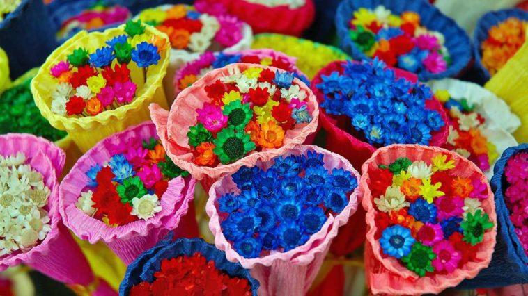 زیباترین و بهترین گل فروشی های تهران
