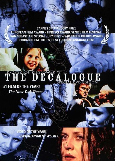 معرفی سریال The Decalogue