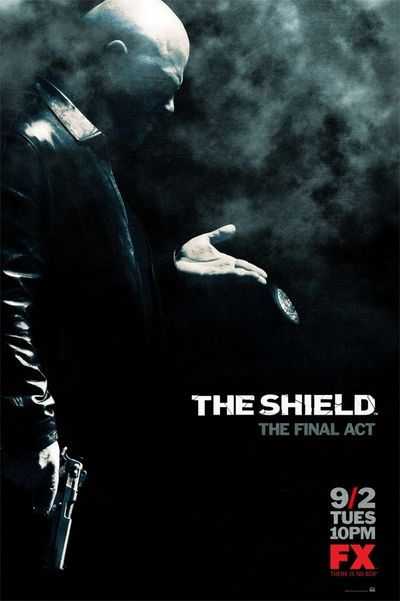 معرفی سریال The Shield