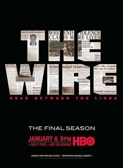 معرفی سریال The Wire