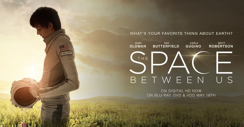 فیلم The Space Between Us