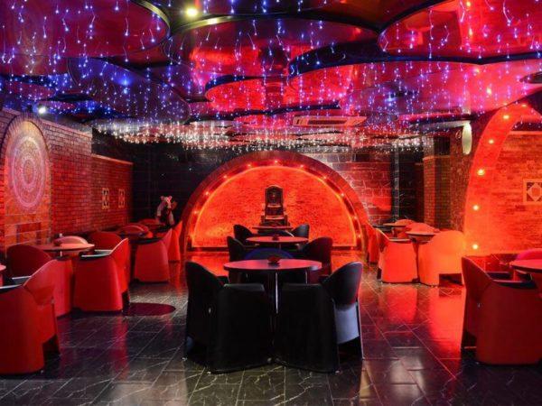 کافی شاپ هتل ستارگان از برترین کافه ها در شیراز