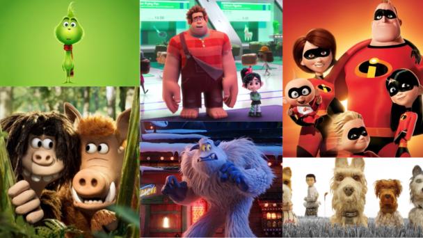 انیمیشن برتر 2018