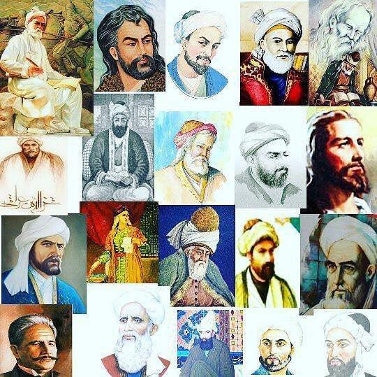 بهترین شاعر های معاصر ایران
