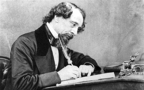 چارلز دیکنز بزرگترین رمان نویس جهان