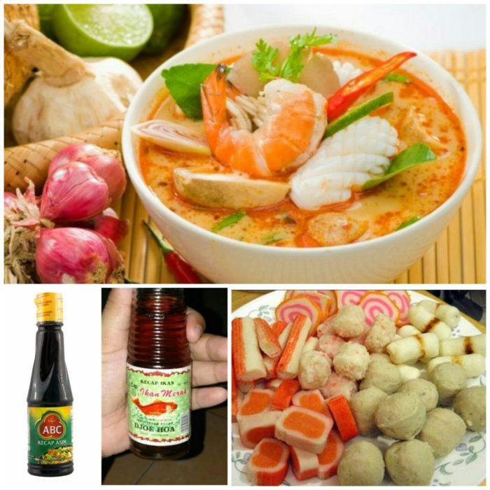 تام یام گونگ، از غذاهای معروف و پرطرفدار در تایلند