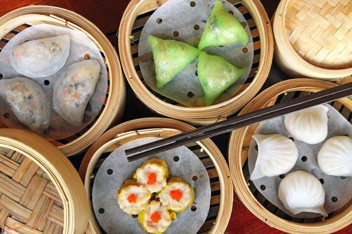 دیم سام، بی نظیرترین غذای هنگ کنگ