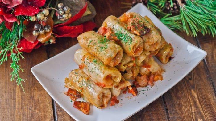 سارماله (Sarmale) از غذاهای خوشمزه در رومانیایی