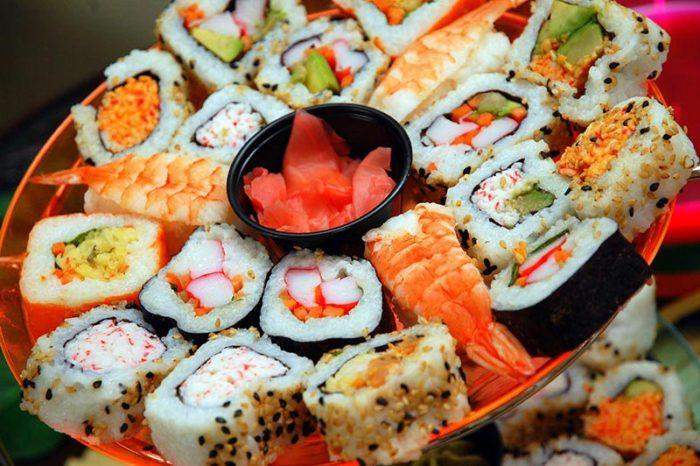 سوشی، بهترین غذای ژاپن