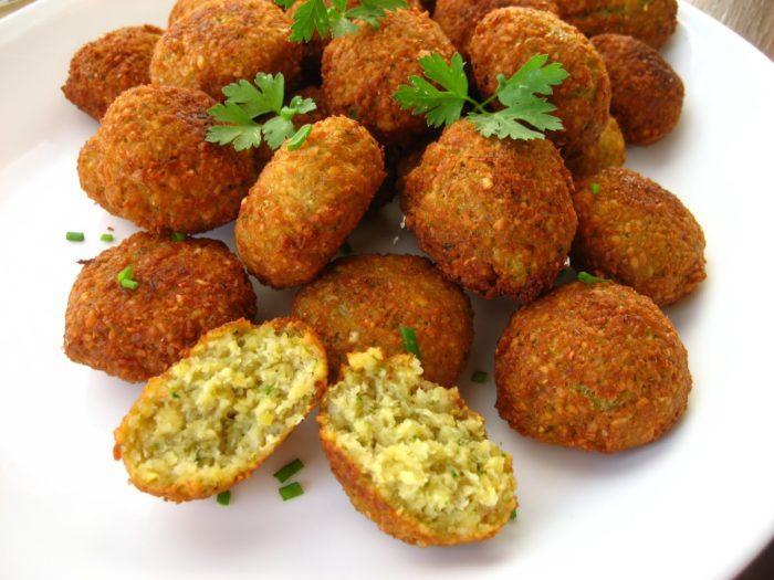 فلافل لبنانی از خوش طعم ترین غذاهای دنیا