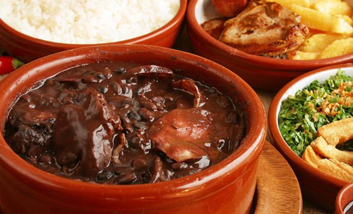 فیجیو آدا، غذای ملی برزیل