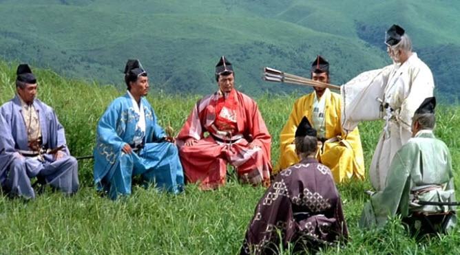 فیلم آشوب از کوروساوا