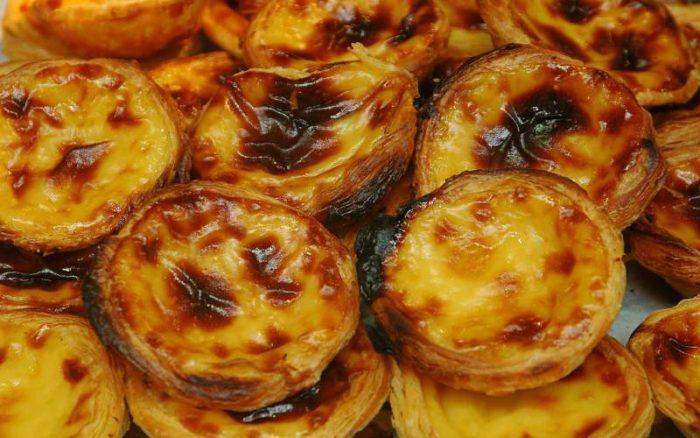 پرتغال و شیرینی مشهورش (Pastel de nata)