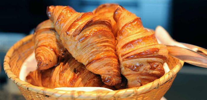 کروسانت، شیرینی خوش طعم در فرانسه