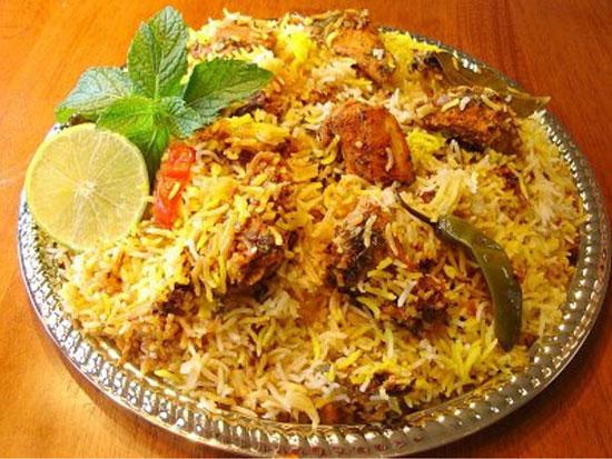 گوشت بریانی در پاکستان