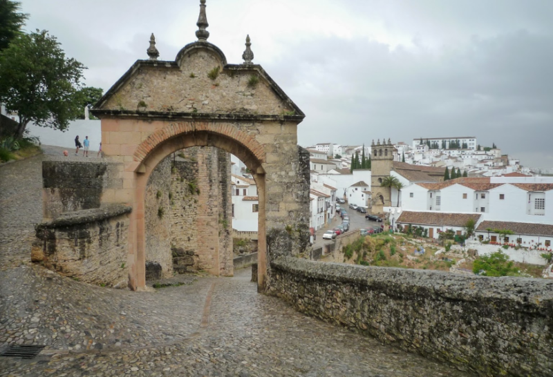 old town of ronda