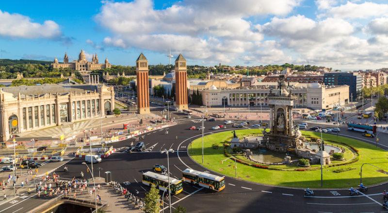 دیدنیهای اسپانیا
