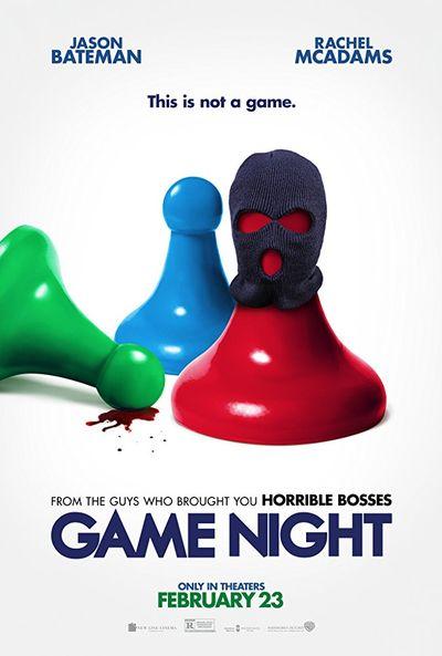 معرفی فیلم سینمایی Game Night